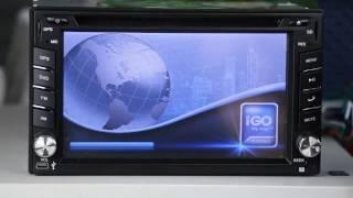 видео Установка iGO8