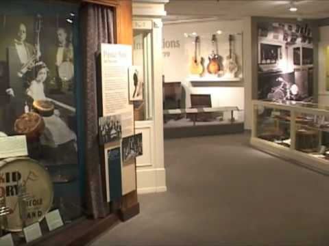 What is the Museum of Making Music?