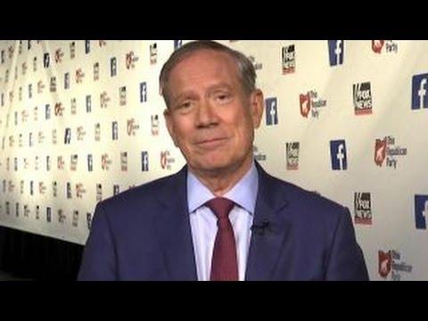 George Pataki previews GOP debate