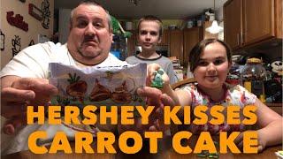 Hershey's Kisses Carrot Cake Flavor