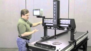 Three Axis Table - Raytech Measuring Systems