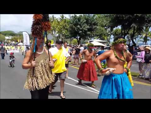 Merrie Monarch Parade 2016