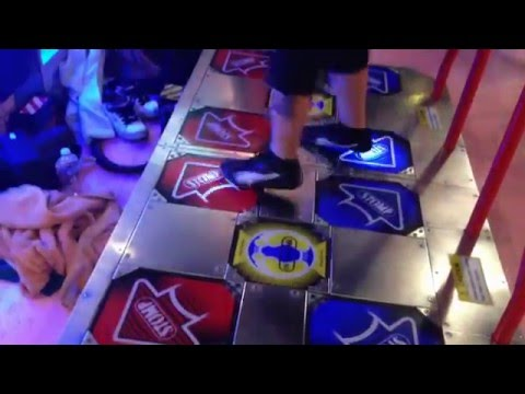 Pump It Up Prime Tournament R4 - JOKR - Hi Bi D18 (FEB 2016 - Corvette Diner, San Diego)