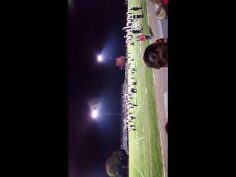 The 2015-2016 Columbiana High School Marching Band