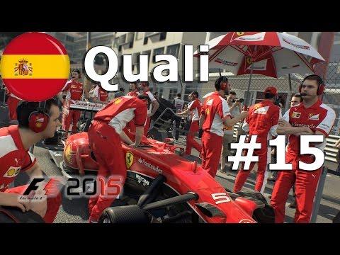 F1 2015 #015 - Spanien Rennen