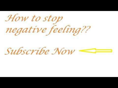 Think central- Stop Negative Thinking