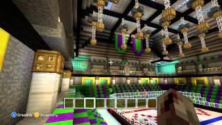Minecraft - Hockey Arena - Tour