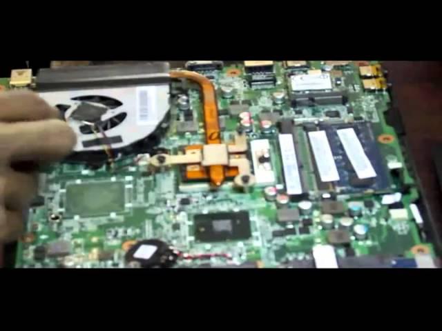 Cara Memperbaiki Laptop Panas Mati Dengan Cara Mengganti Pasta