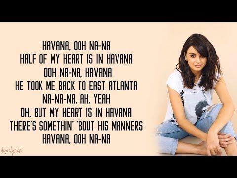 HAVANA - Camila Cabello - Rebecca Black & KHS Cover (Lyrics)