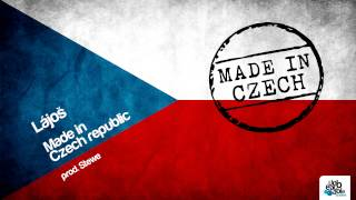 Lájoš - Made in Czech Republic (prod. Stewe)