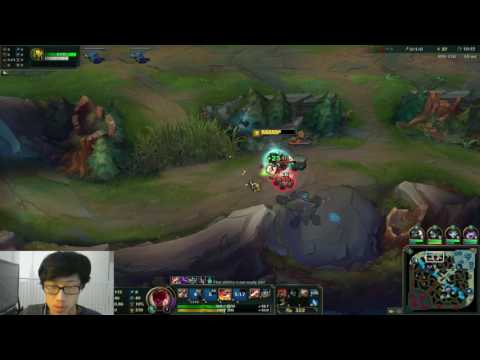 Stream of Consciousness Commentary (Jungle) focusing on playing from behind. (D1/Master MMR)