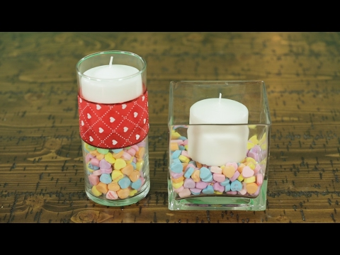 These Candy Candles Will Warm Your Heart This Valentine's Day!