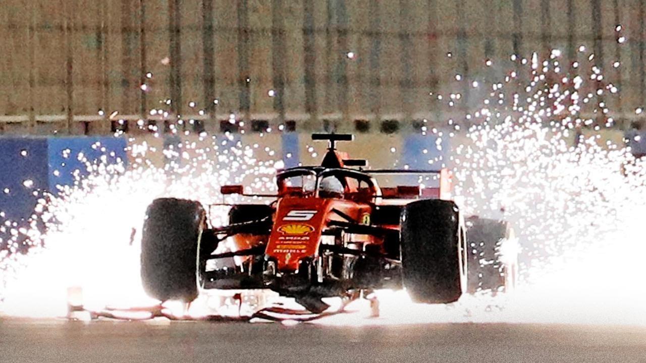 Sebastian Vettel - Goodbye Lina (2019 season)