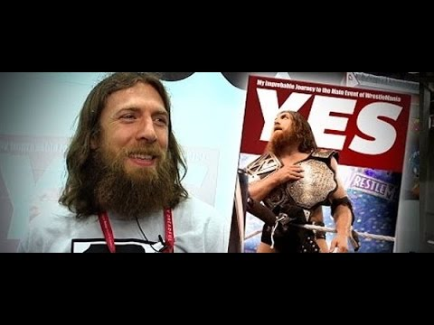 Daniel Bryan's Book Makes New York Times Best Sellers List