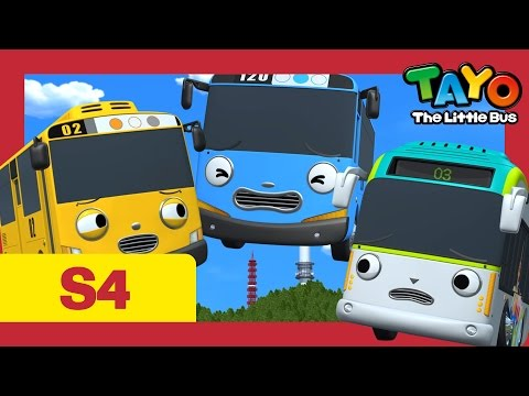 Tayo S4 #13 l Peanut's misunderstanding l Tayo the Little Bus l Season 4 Episode 13