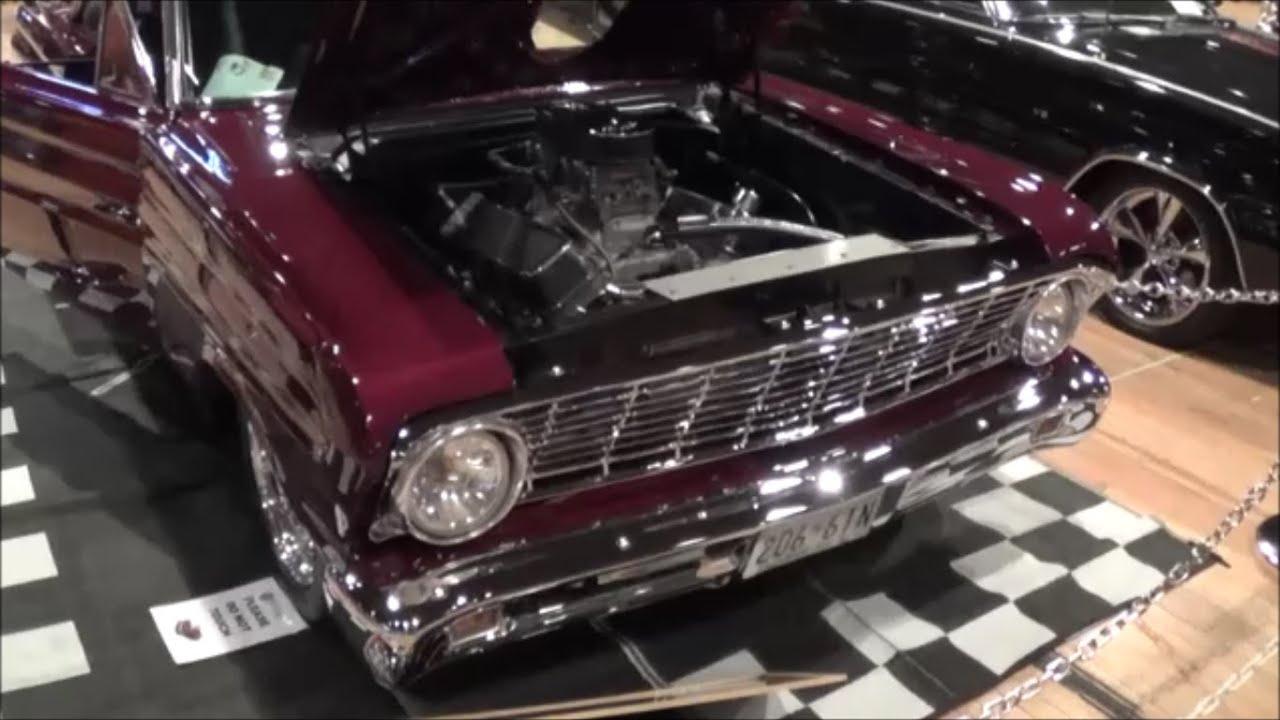 1964 Ford Falcon Futura Pro Street Youtube