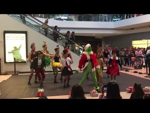 Liberty dance company-Christmas 2017 @ Eastridge Mall