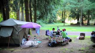 Paradise RV Resort and Campground in Washington