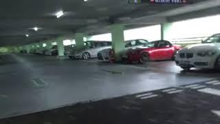 兆麟苑停車場