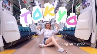 10 days to travel japan. part 1