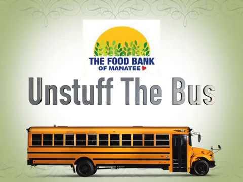 Meals on Wheels Plus UnStuff the Bus