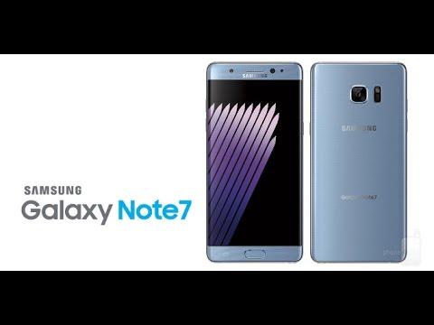 Samsung Galaxy Note 7 Official - Viễn Thông A