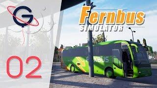 FERNBUS SIMULATOR FR #2 - Problème de direction?
