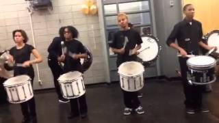 Hail and Thunder Percussion