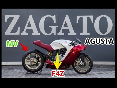 More Details About The MV Agusta F4Z