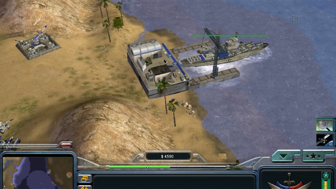 download game c&c generals zero hour