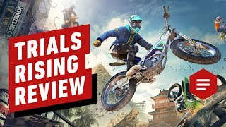 Trials Rising Review (Video Game Video Review)