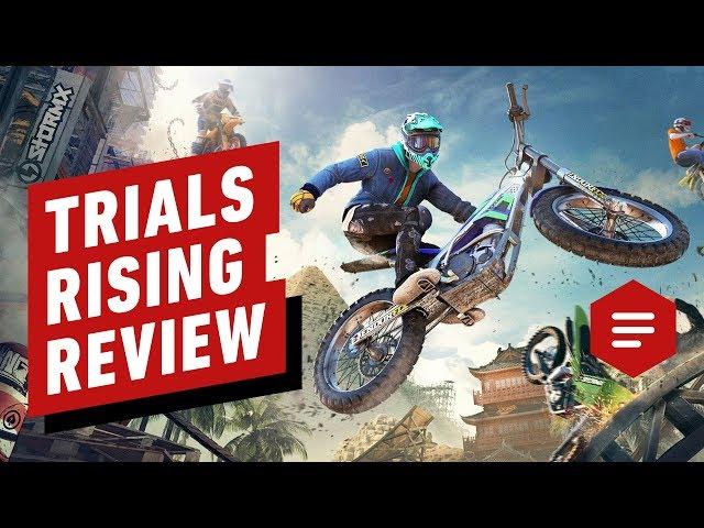 Trials Rising (видео)