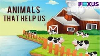 Animals that Help Us