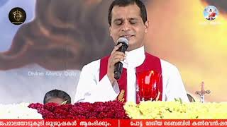 ✞ Powerful Deliverance Songs by Fr Dominic Valanmanal at Potta Bible Convention | 2020 | 2019