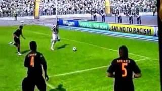 FIFA 10 Sandro Piccinini alla telecronaca