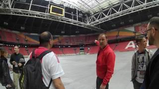 Amsterdam Arena Stadion  / Johan Cruijff Arena Tour (Part 1)