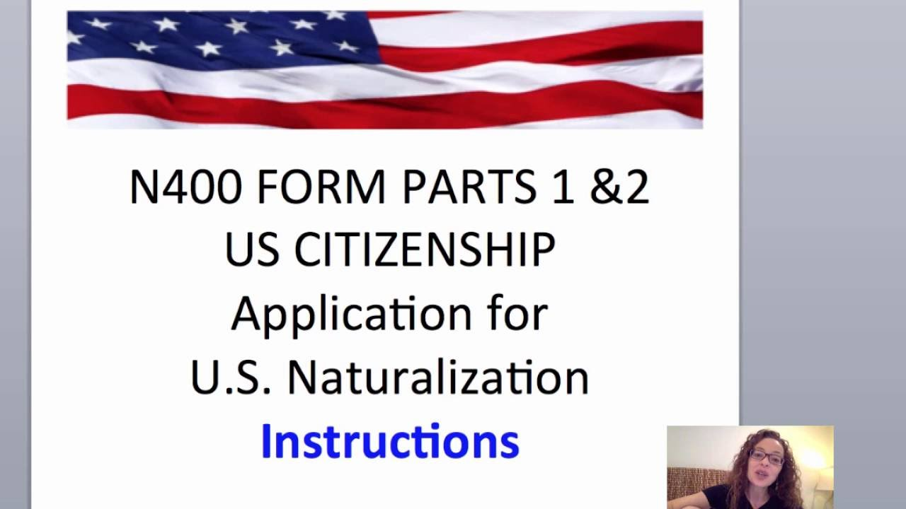N400 Parts 1 2 Instructions Youtube