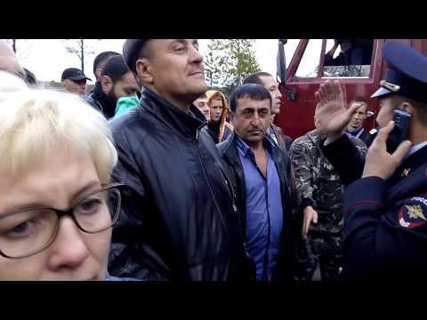 Конфликт в Черемхово без коментариев