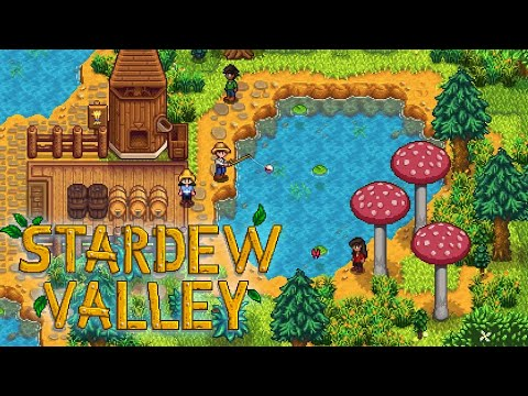 Stardew Valley получила мультиплеер на Xbox One