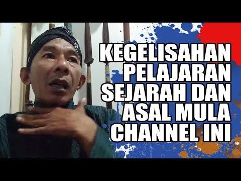 KEGELISAHAN PELAJARAN SEJARAH INDONESIA DAN ASAL MULA CHANNEL BABAD PANGERAN DIPONEGORO