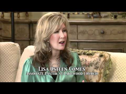 You Are Made For More - Lisa Osteen-Comes pt 2