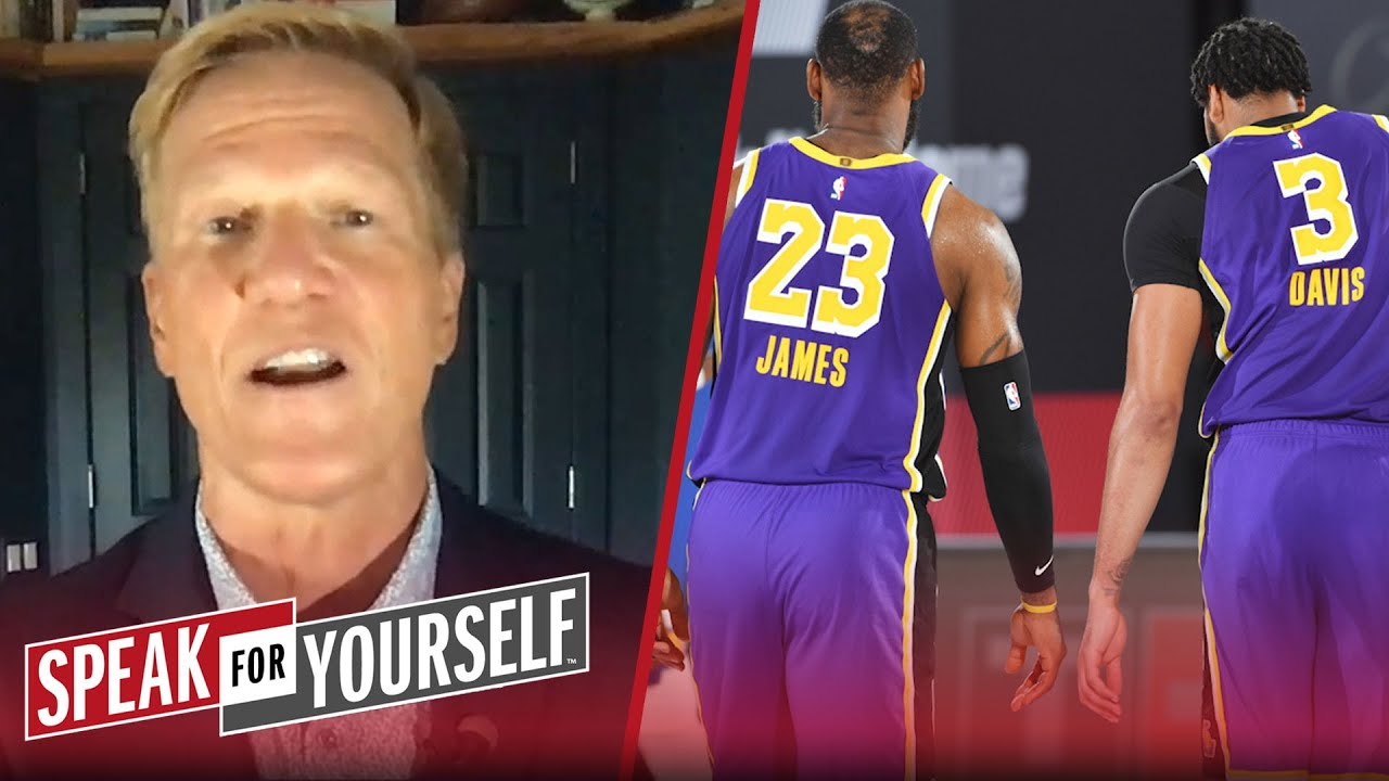Bucher reacts to AD's postgame comments, LeBron shouldn't be surprised | NBA | SPEAK FOR YOURSELF