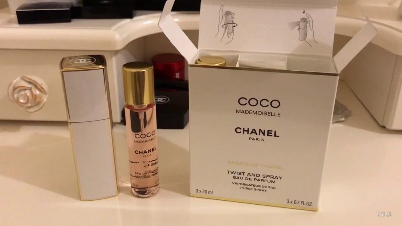 6a439c425d99 CHANEL COCO Mademoiselle Eau De Parfum Unboxing   CHANEL N5 Eau De Parfum