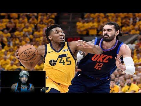 Steven Adams is BEST Perimeter Defending Center in the NBA | CLANK CLANK
