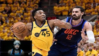 Steven Adams Is BEST Perimeter Defending Center In The NBA   CLANK CLANK
