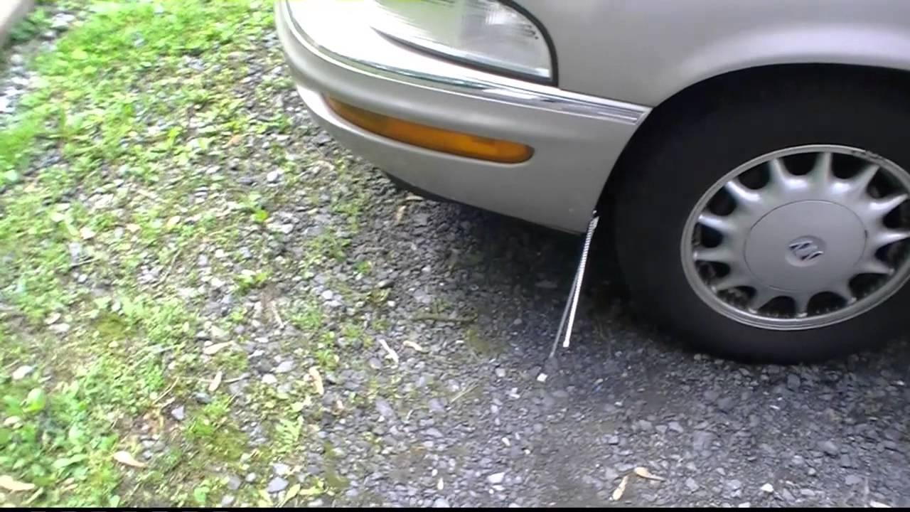 Curb Feelers For Modern Cars