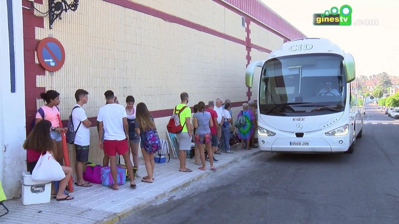 Nueva salida de 'Los jueves al sol', esta semana con destino a la playa de La Bota
