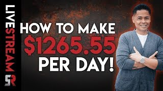How To Make $1,265.65 Per Day!