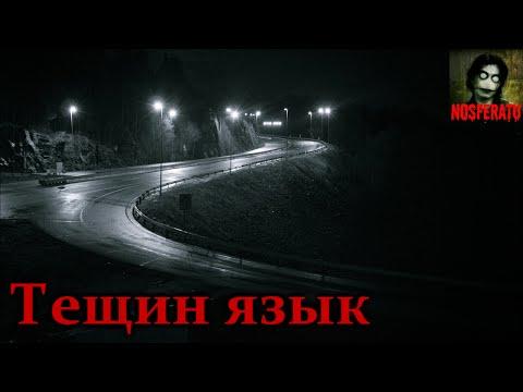 Истории на ночь - Тещин язык