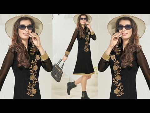 image of Simple Kurti youtube video 2